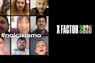 Aprono i casting per X Factor 2020, gli aspiranti concorrenti partecipano con video inviati da casa