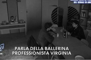 """Amici 2020, Javier Rojas ci prova con Virginia Tomarchio: """"Devo combinarci qualcosa"""""""