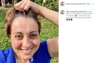 """""""Si è fermata la crescita ma non la ricrescita"""", Benedetta Rossi idolo delle donne su Instagram"""