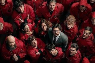 A che ora esce La casa di carta 4 su Netflix, la serie online venerdì 3 aprile alle ore 09:00