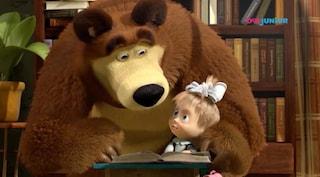 """""""Cosa fare durante la quarantena"""", Masha e Orso lo spiegano ai bambini in un episodio speciale"""