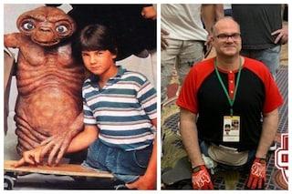 E.T. - L'extra-terrestre: la storia di Matthew De Meritt, il bambino senza gambe che interpretò E.T.