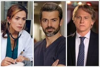 Medical drama all'italiana, i dottori della Tv prima di Luca Argentero