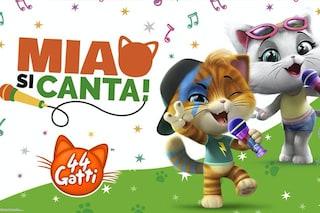 """""""Miao si canta!"""": il concorso dei 44 Gatti può far vincere un posto nel Coro dell'Antoniano"""