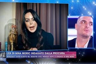 """Nina Moric: """"Stalking da Favoloso"""". Lui: """"Lei e Corona cercano di allontanare Elena Morali da me"""""""