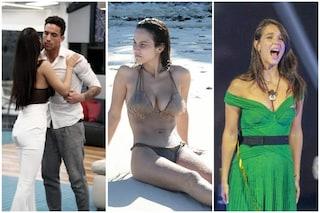 Paola Di Benedetto dall'Isola con Monte al GF con l'ex, la lunga strada dei reality per vincerne uno