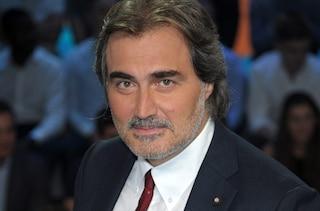 """Mediaset fa causa a Pierluigi Pardo: """"Ha l'esclusiva con noi, non può lavorare a DAZN"""""""