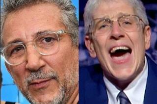 """Lucio Presta contro Mario Giordano: """"Sorrisi complici con Feltri, anche lui è un inguardabile"""""""