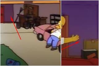 La sigla dei Simpson è sbagliata, due scatole appaiono dal nulla: l'errore in onda per circa 20 anni