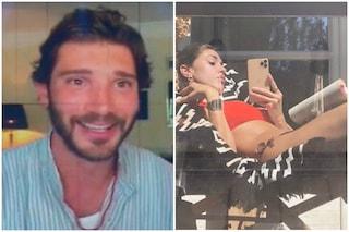 """Stefano De Martino: """"Belén prende il sole sul balcone, ormai tutta Milano si affaccia per vederla"""""""