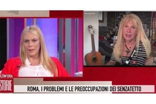 """Maria Teresa Ruta in lacrime per le condizioni della mamma: """"Vive sola, lontana da me"""""""