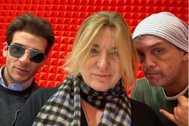 In foto: Joseph Altamura, Susanna Vianello, Alessandro Ibba