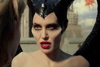 """""""Maleficent - Signora del Male"""" su Disney+, il film con Angelina Jolie arriva dal 29 maggio"""