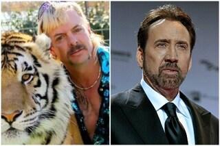 Nicolas Cage sarà Joe Exotic in una serie tv dedicata alla vita di Tiger King