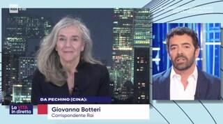 """Su Giovanna Botteri è scontro Rai-Mediaset, la dedica de """"La Vita in Diretta"""": """"Grazie di tutto"""""""