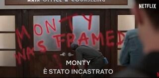 """Tredici, ecco il trailer della stagione finale: """"Monty è stato incastrato"""""""