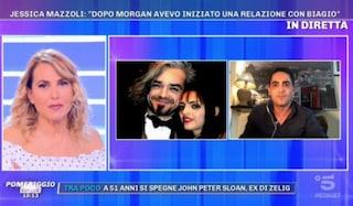 """Biagio D'Anelli attacca Morgan: """"Mi fa pena, era geloso della mia relazione con Jessica Mazzoli"""""""