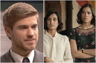 Il segreto, anticipazioni 25 - 30 maggio: Rosa e Marta litigano per Adolfo