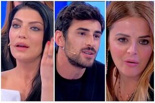 """Giovanna lascia andare Alessandro, lo ferma Roberta del trono over: """"Diamogli una sedia"""""""