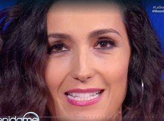"""Caterina Balivo dice addio in diretta a Vieni da Me: """"È arrivato il tempo di nuove esperienze"""""""