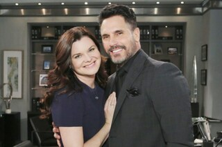 Beautiful, anticipazioni 25 - 30 maggio: Bill dimostra a Katie che il suo amore è sincero
