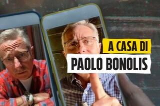 """Paolo Bonolis: """"Con Mediaset rapporto d'amore fatto anche di litigi, sul web sono di passaggio"""""""