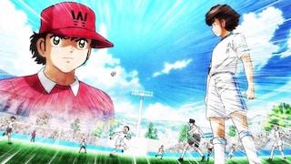 Captain Tsubasa, è ricominciato il cartone animato più amato di sempre con Holly e Benji