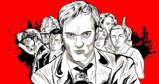 Quentin Tarantino conquista Sky