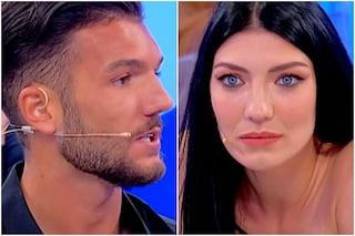 """Uomini e Donne, Alessandro torna da Giovanna Abate? Il fastidio di Davide Basolo: """"Sono nervoso"""""""
