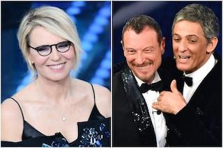 """Coletta: """"Vorrei Maria De Filippi su Rai1. Sanremo 2021 con Amadeus e Fiorello? Non se n'è parlato"""""""