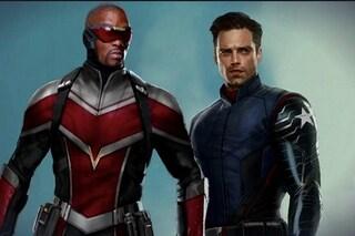 The Falcon and The Winter Soldier, si torna sul set: la serie Disney riparte nonostante il Covid