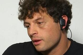 """Iconize colpito in faccia con un pugno, Marco Ferrero: """"La testa girava e mi fischiava l'orecchio"""""""