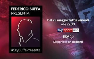 """Federico Buffa presenta"", tornano su Sky i grandi racconti di sport"