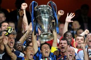 Triplete Day, su Sky Sport una giornata dedicata all'Inter a 10 anni dall'impresa
