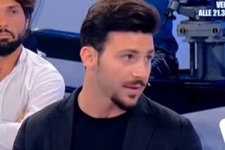 """Nicola Vivarelli: """"Non toccate mia madre perché divento una bestia"""", nuova lite con Tina Cipollari"""