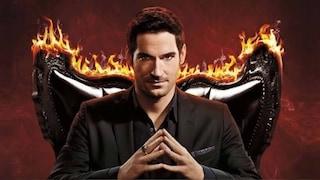 Lucifer arriva su Italia 1, dal 23 maggio la serie con Tom Ellis in onda ogni sabato