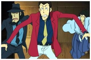 Lupin III su Sky Atlantic, 10 giorni di maratona dedicata al ladro gentiluomo