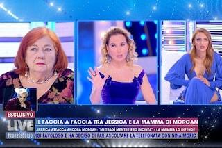 """La mamma di Morgan contro Jessica Mazzoli: """"Non mi fai mai vedere mia nipote Lara"""""""