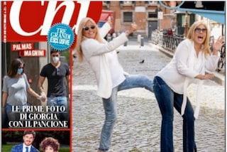 """Mara Venier incontra Francesca Manzini: """"Lei è un talento, quando la sento mi chiedo sono io?"""""""