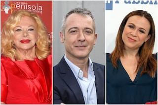 """Io e te, Pierluigi Diaco: """"Torniamo l'1 giugno su Rai1"""", Sandra Milo e Valeria Graci non ci saranno"""