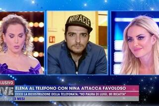 """Elena Morali: """"Luigi Favoloso mi ha lasciato perché ho rivisto il mio ex Daniele Di Lorenzo"""""""