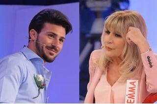 """Nicola Vivarelli frena con Gemma Galgani, sceglie 'Vivimi' e poi precisa: """"Non è per il testo"""""""