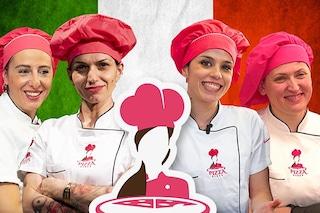 PizzaGirls, la pizza è donna: ecco chi sono le 4 protagoniste del format Mediaset