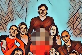 Salvo Veneziano ancora contro Cristina Plevani, oscura il suo volto dalla foto del Grande Fratello