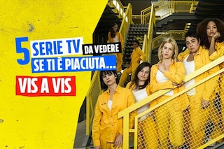 """5 serie tv da vedere se ti è piaciuta """"Vis a Vis - Il prezzo del riscatto"""""""