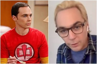 Sheldon di The Big Bang Theory cambia look, Jim Parsons biondo platino è quasi irriconoscibile