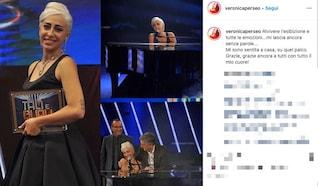 """Veronica Perseo si rivede come Lady Gaga a Tali e Quali: """"Mi sono sentita a casa, su quel palco"""""""