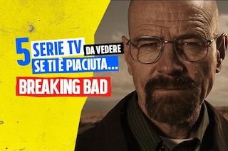 """5 serie tv da vedere se ti è piaciuta """"Breaking Bad"""""""