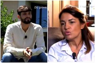 Andrea Battistelli e Anna Boschetti a Temptation Island 2020