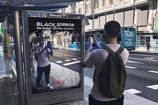 """Black Mirror 6 è il 2020, l'inquietante pubblicità della serie: """"La sesta stagione è ora, ovunque"""""""